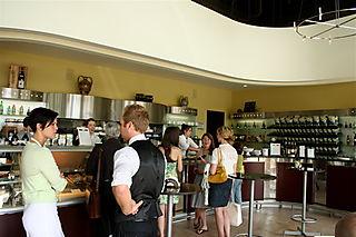 Port - Caffe Umbria, interior