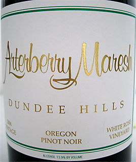 Port - CU Arterberry Maresh label