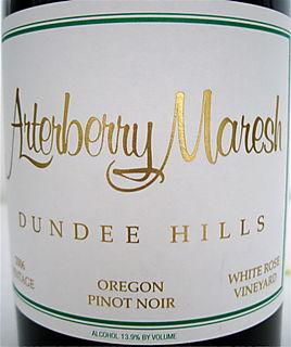 Port - CU Arterberry Maresh label