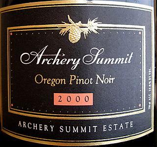 Port - CU Archery Summit label