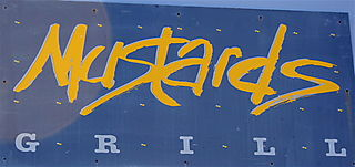 Mustards - CU Sign