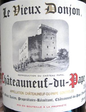 A - Vieux Donjon