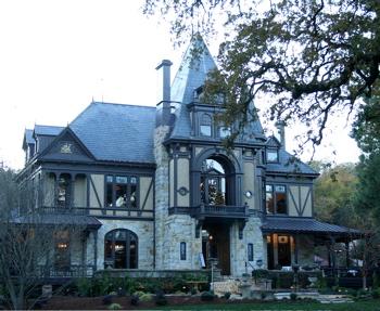 B - Rhinehouse exterior