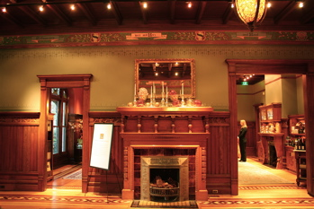 B - Foyer2, with stencil