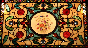 B - Stained glass 4