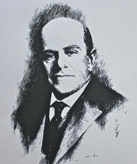 Perlman - Louis Perlman Line-drawing