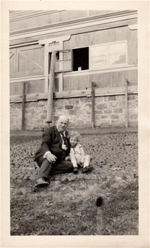 Perlman - Louis Perlman & Anne, Montrose