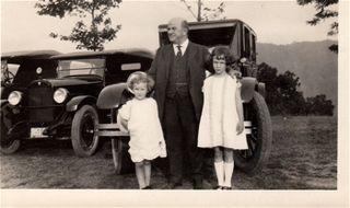 Perlman - Louis Perlman, Anne & Grace, Montrose