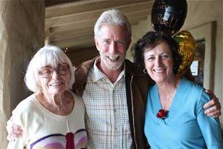 Auction - Margrit, Tim, Genevieve
