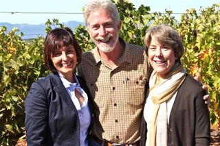 C - Cinzia, Tim and Marcia