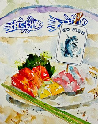 Local Color- Go Fish at 500