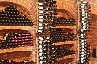 Malvira – Villa Tiboldi wine cellar
