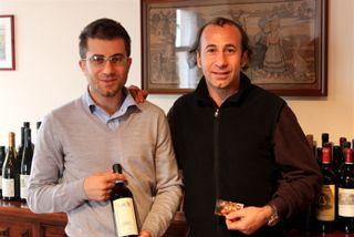 Awine –Daniele Pallaro and Giorgio Conterno
