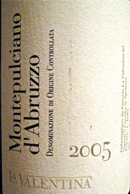 Best Wines - Montepulciano