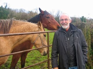 Horse 6 (Tom with horses)
