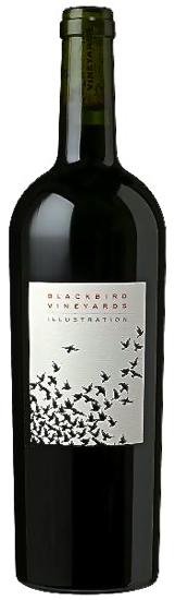 A- Blackbird Illustration