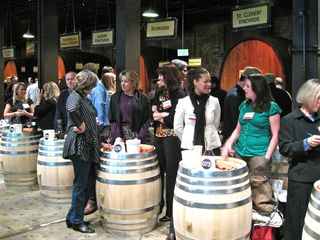 1- Barrel tasting room # 2