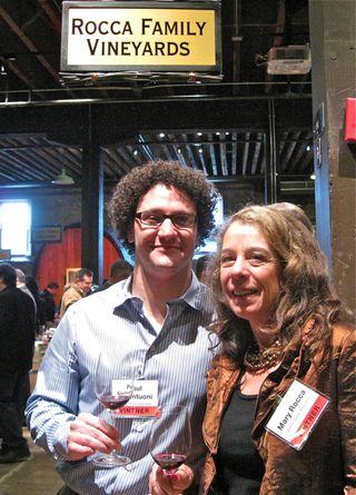 1 - Paul Colantuoni & Mary Rocca