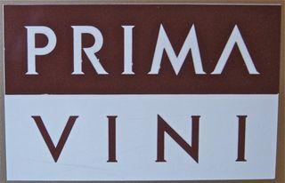 A - Sign, Primi Vini