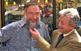 A - John Rittmaster & Enrico Nicoletta