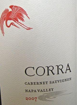 A- CU Corra label