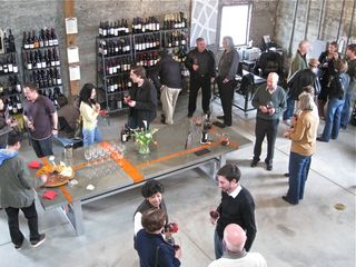 A - weekend event at 750 Wines