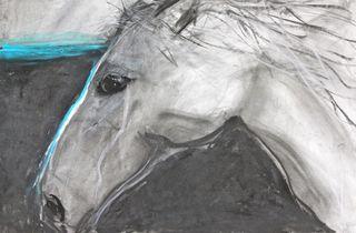 A - Horse Head