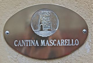 Awine - Mascarello plaque