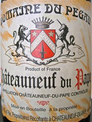 Best Wines - Pegau