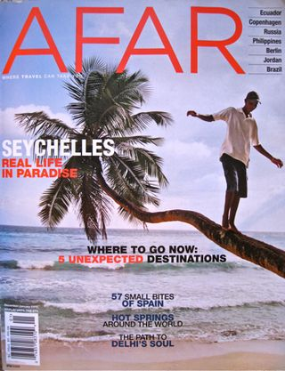 Afar – Cover shot issue 2