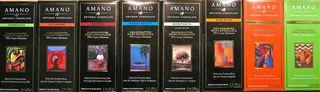 Amano - collection at 1500 DPI