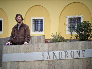 Barolo - Matthew at Sandrone