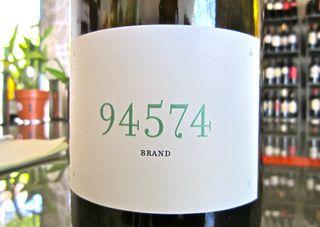 A - 94574 - CU label