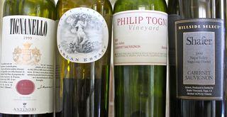 Dinner wines x 4