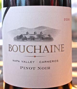 A - Bouchaine, Pinot Noir