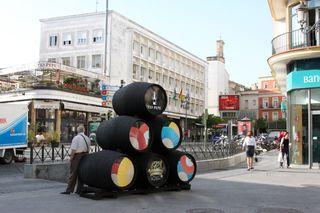 A - Jerez, downtown Jerez