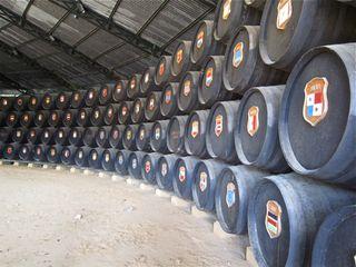 A - Jerez, solera barrels, MORE