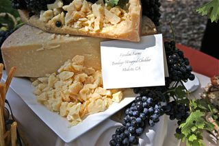 A - Spottswoode - CU Fiscalini cheese