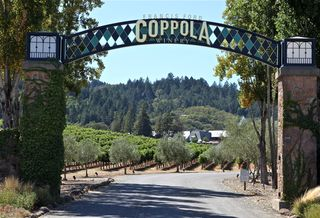 A - Coppola - Front gate