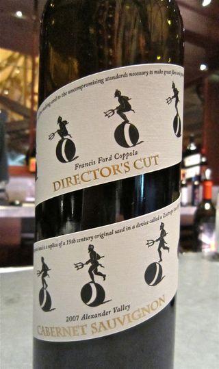 A - Coppola - Wine Label 3