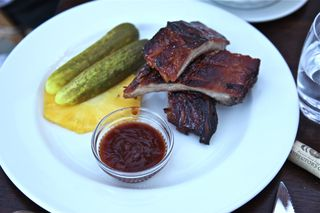 A - Coppola - Dinner 3, Habit-foring Ribs