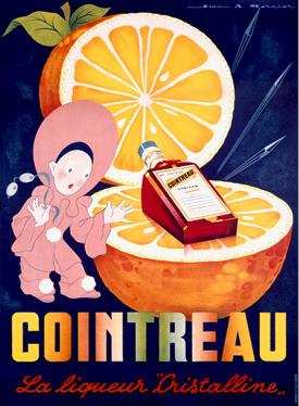 A - corretto, Cointreau poster