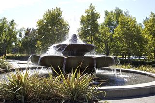 A - Franciscan fountain