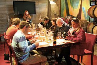 A - Chappellet - regular wine tour