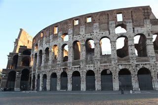A – rome – Colosseum 1