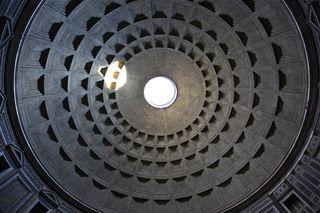 A – rome –  Pantheon 1