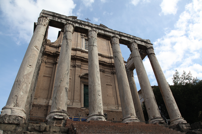 A – rome –  Forum 1