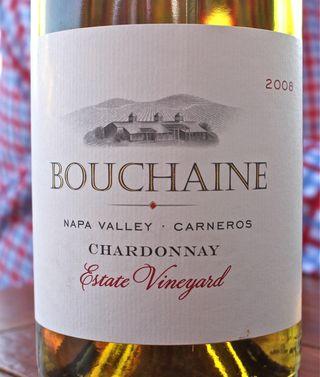 A - Bouchaine, Estate Chardonnay