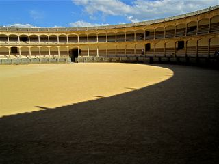 A - Jerez, bullring