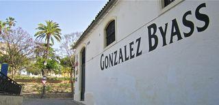 A - Jerez, Gonzalez Byass building